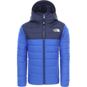 The North Face Reversible Perrito Jacke Jungs tnf blue